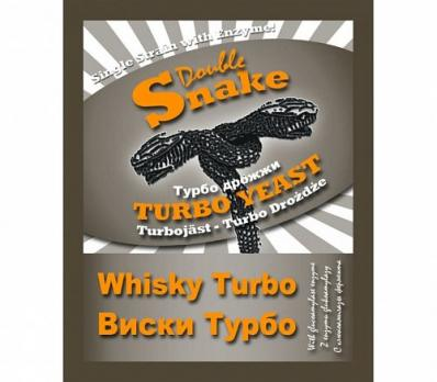 Турбо дрожжи DoubleSnake Turbo Whisky 70 гр